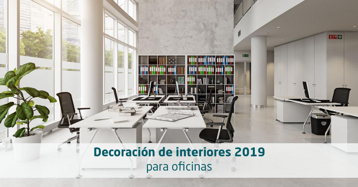 Decoración de interiores 2019 para oficinas » Equone