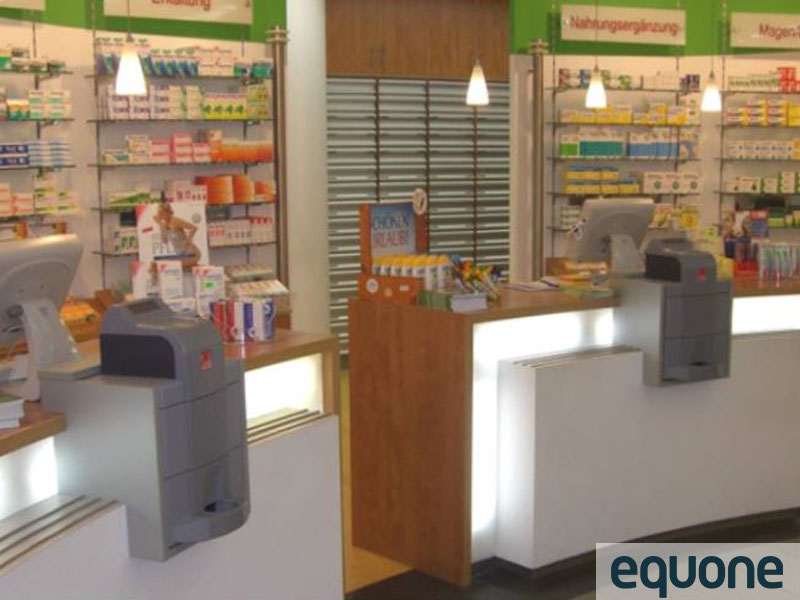 CashGuard para farmacias